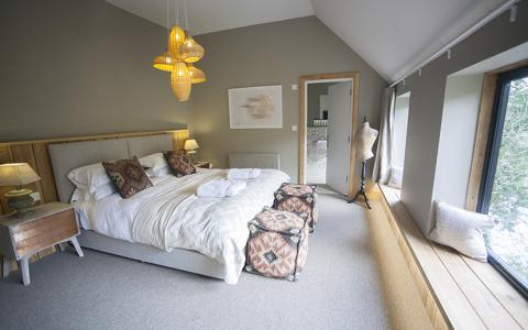 Large Room with shower only, 205
